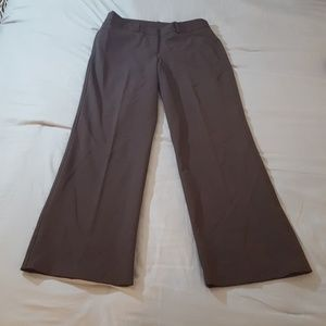 WORTHINGTON Womens Brown Dress Pants Size 8P